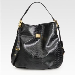Marc by Marc Jacobs Embossed Hobo Hillier Bag